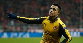 Alexis Sanchez speaks on his Arsenal future