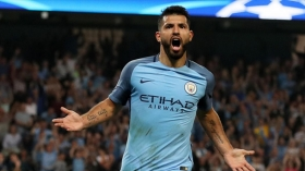 Predicted Manchester City lineup (4-3-3) to face Chelsea, Aguero and Sane start