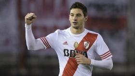Spurs to rival Liverpool for Lucas Alario