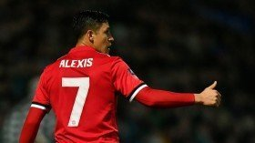 Alexis Sanchez news