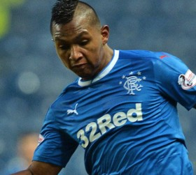 Rangers player Morelos eyes Premier League transfer