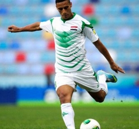 Man City in bid for Iraqi star Ali Adnan?
