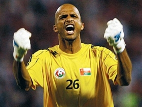 West Ham, Tottenham battle for Ali Al Habsi