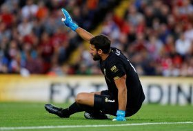 Jurgen Klopp provides injury update on Alisson
