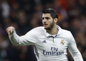 Alvaro Morata agent talks up Man Utd transfer