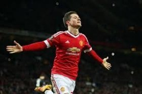 Ander Herrera to leave Manchester United on a free?