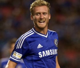 Dortmund eye Chelsea star as Reus replacement
