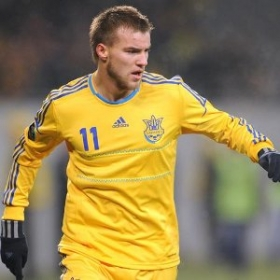 Chelsea eye move for Andriy Yarmolenko