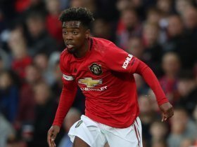 Frank Lampard reacts to whether Chelsea are interested in Angel Gomes
