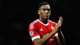 Real Madrid, Barcelona to battle for Martial