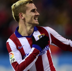 Antoine Griezmann hints at Man Utd move?