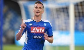 Manchester United to swoop for Napoli striker?