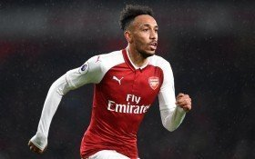 Pierre-Emerick Aubameyang speaks on Arsenals title prospects