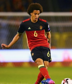 Axel Witsel news