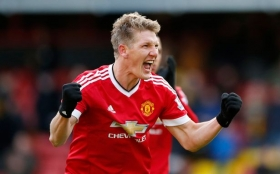 Schweinsteiger leaves United