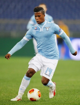 Arsenal and Liverpool interested in Lazio forward