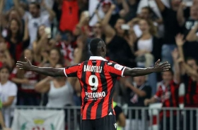 AS Roma favourites to sign Mario Balotelli
