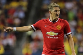 Bastian Schweinsteiger hopeful of Man Utd chance