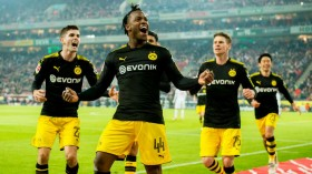 Borussia Dortmund chief suggests Batshuayi is attracting interest from other clubs