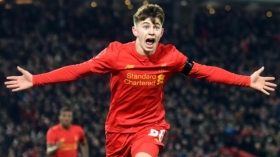 Ben Woodburn set for new Liverpool deal?