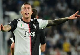 Juventus winger keen on Premier League move