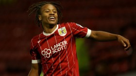 West Bromwich Albion make bid for Bristol City attacker