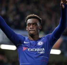 Chelsea winger Callum Hudson-Odoi heading out on loan?