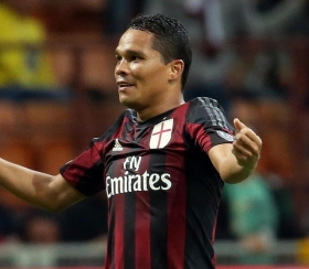 Everton lining up bid for Colombian duo Duvan Zapata and Carlos Bacca