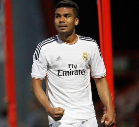 AC Milan set to splash the cash on Real Madrids Casemiro