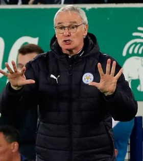 Claudio Ranieri news