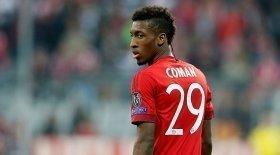 Bayern Munich make Kingsley Coman transfer decision