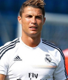 28-year-old Cristiano Ronaldo has told reporters that he doesn't ...