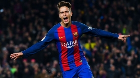 Barcelona star keen on joining Arsenal in January