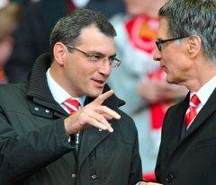 Comolli: expect quiet Liverpool summer