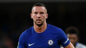 Antonio Conte confirms Danny Drinkwater is ruled out of West Ham clash