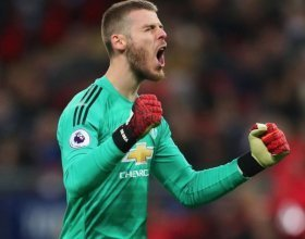 Ole Gunnar Solskjaer insists he has no concerns with David de Gea