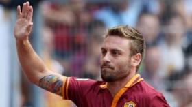 De Rossi turns down Juventus