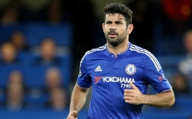 Antonio Conte assures Costa is happy