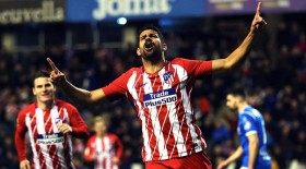 Atletico boss delivers Diego Costa injury update ahead of Arsenal game