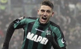Roma to go all out for Berardi