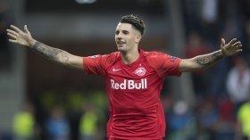 Arsenal in advanced talks to sign Red Bull Salzburg star