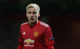 Predicted Manchester United lineup (4-2-3-1) vs Watford, Van de Beek and James start