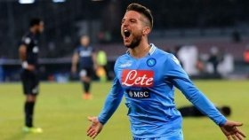Dries Mertens news