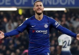 Predicted Chelsea lineup (4-3-3) to face Burnley, Higuain and Hazard start
