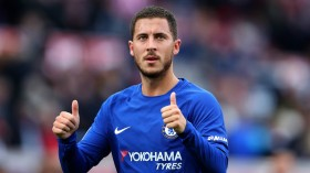 Predicted Chelsea lineup (4-3-3) vs Huddersfield Town, Higuain and Hazard start
