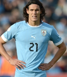 Man City interest in Cavani confirmed