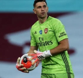 Aston Villa well placed to sign Emiliano Martinez