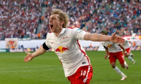 Arsenal to make £50m bid for Leipzig midfielder?