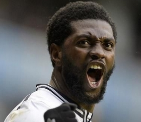 Emmanuel Adebayor news