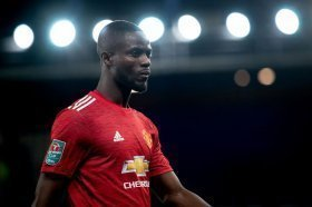 Eric Bailly wants showdown talks with Manchester United